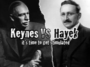 Rap da Economia Mundial: Keynes vs Hayek (Fear the Boom and Bust)