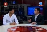 André Chede esclarece dúvidas sobre pagamento de IPTU e IPVA em entrevista à Record News