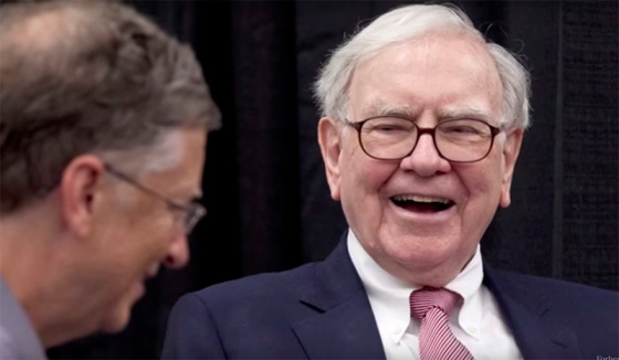 85 anos de Warren Buffett